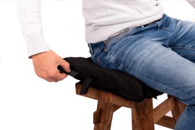 Belieff rolstoel deken open '20 3