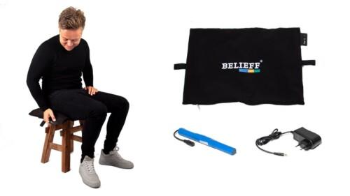 Blanket with heating - Belieff 2