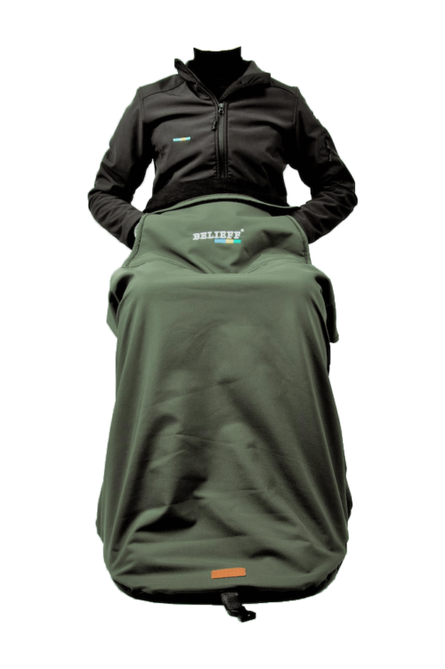 Belieff - Open deken - Groen-2