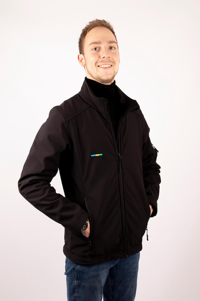 Softshell jacket - Belieff 3