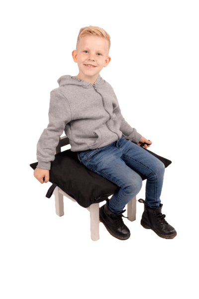 Kids heating cushion and cover