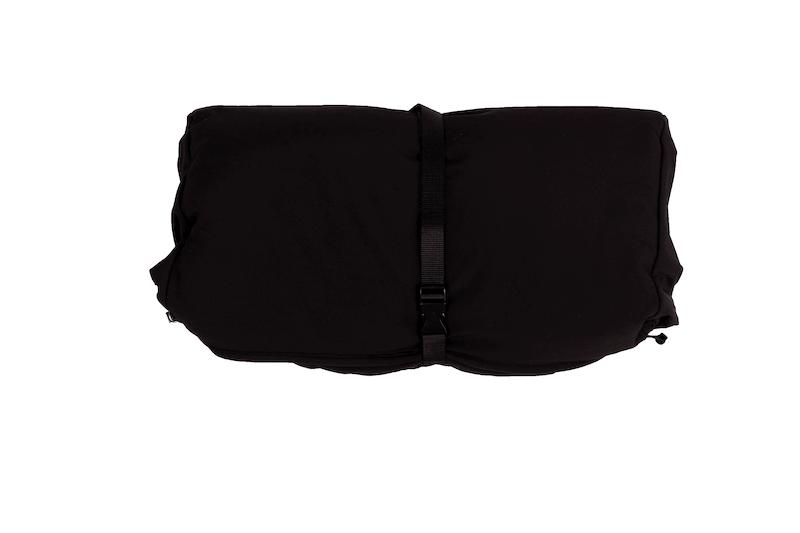 Scootmobiel deken met voetenzak 4