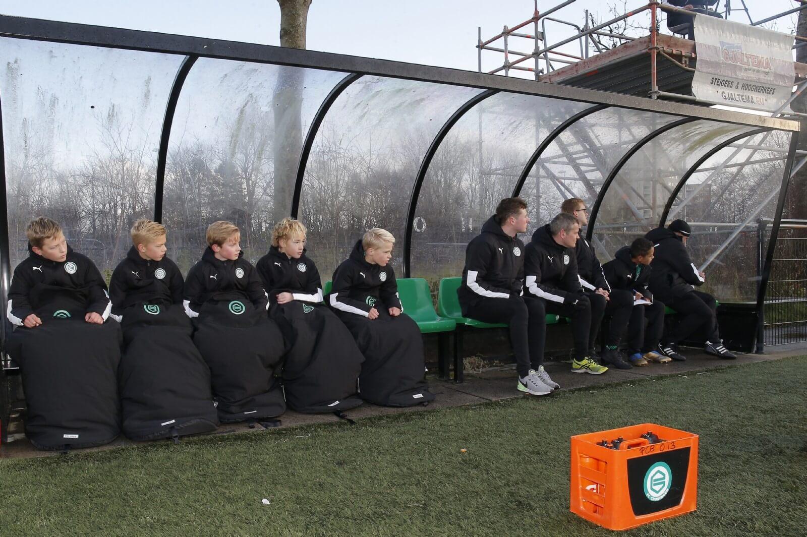 Belieff - Dug deken Fc Groningen jeugd
