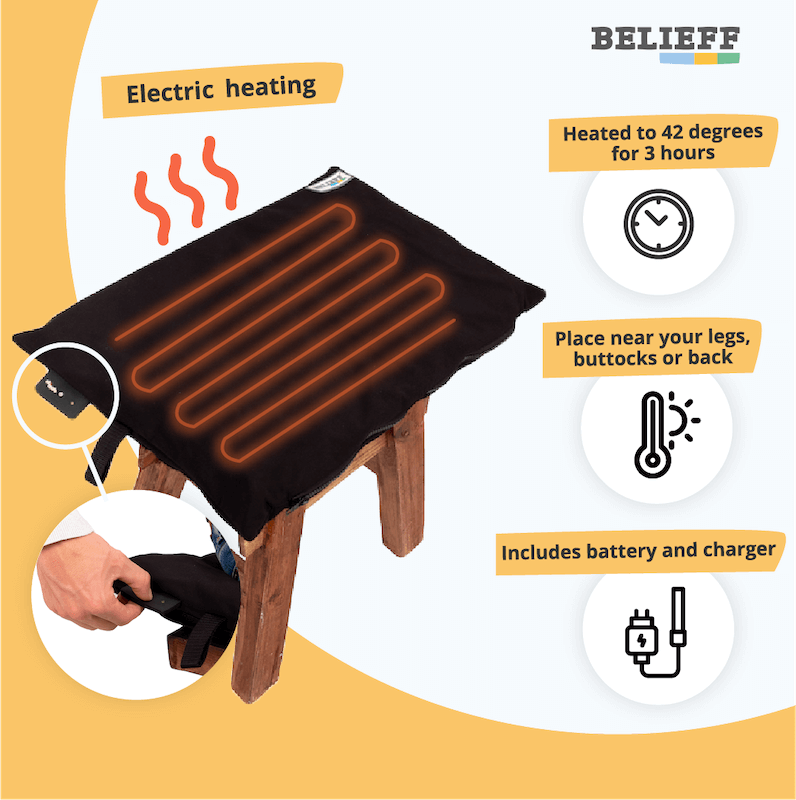 Belieff - Electric heating for blanket 1