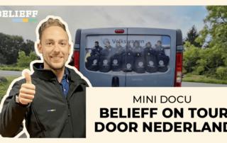 BELIEFF ON TOUR DOOR NEDERLANDMINI DOCU 3