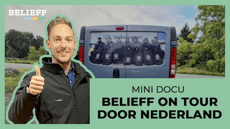 Belieff - Zakelijke dekens - Mini docu