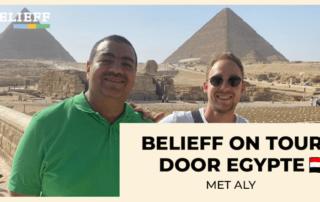 Belieff - Productie in Egypte 1